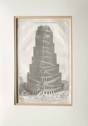 A Prospect of the Tower of Babel.