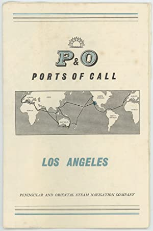 P & O Ports of Call. Los Angeles.
