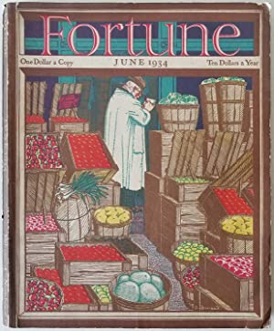 Fortune Magazine. 1934 - 06. (June)
