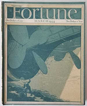 Fortune Magazine. 1934 - 03. (March).