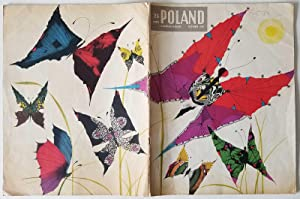 Poland Illustrated Magazine. American Edition. September 1960.