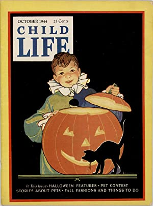 Child Life. October 1944.