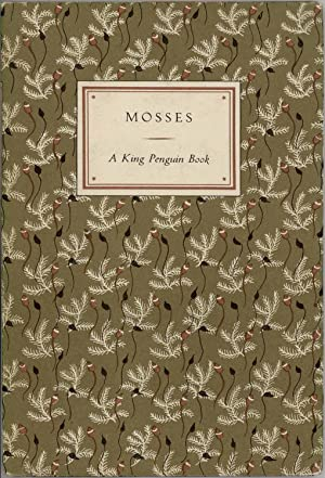 A Book of Mosses.