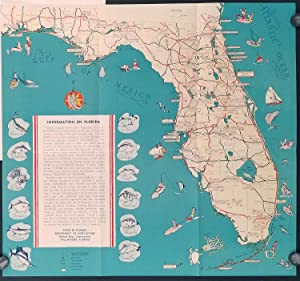 After Victory. Map title: Information on Florida.