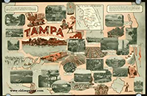 Tampa.Florida's Distributing Center.