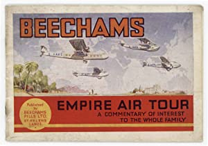 Beechams Empire Air Tour. A Commentary of Interest to the Whole Family.