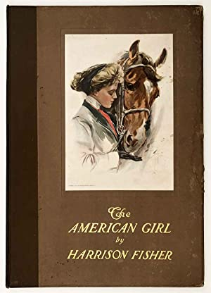 The American Girl by Harrison Fisher.