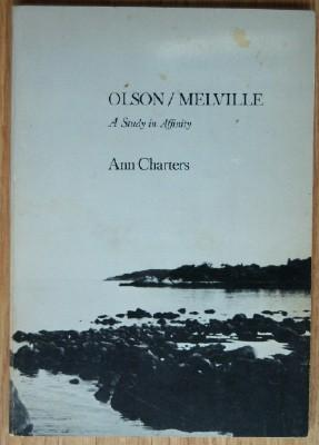 Olson: Melville. A Study in Infinity: CHARTERS Ann