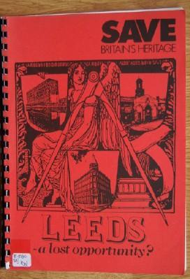 Leeds-a lost opportunity?: Leeds. POWELL Ken