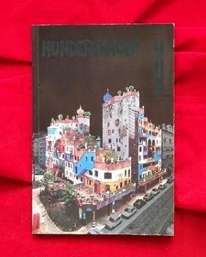 Hundertwasser-Haus: Hundertwasser. HAMETNER Kristina
