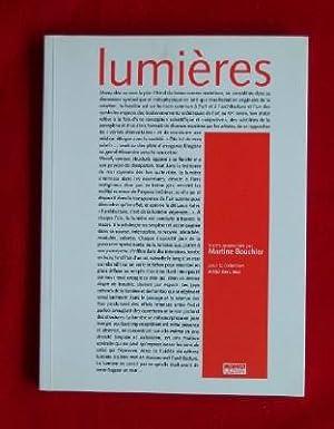 Lumières. Textes rassenblés par.: BOUCHIER Martine