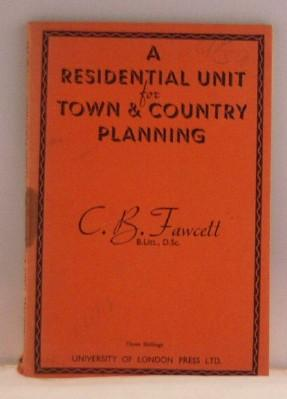 A Residential Unit for Town & Country Planning