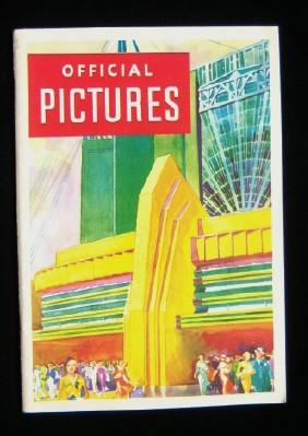 Official Pictures of A Century of Progress Exposition: 1933 Chicago. KAUFMANN & FABRY CO (photos)