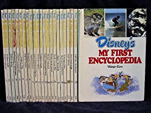 Disney's My First Encyclopedia (23-Volume Set): Not Stated