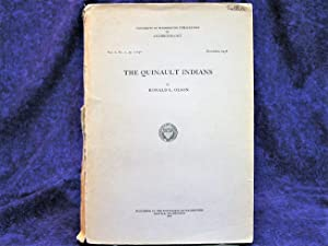 The Quinault Indians: Olson, Ronald L.