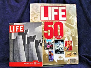 Life Magazine (souvenier of first issue and: Luce, Henry R.;