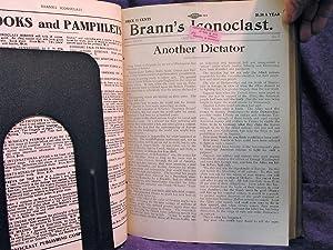 Brann's Iconoclast (later, Windle's Liberal Magazine) Vol. 36: Windle, C. A., Ed.
