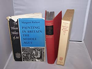 Painting in Britain; The Middle Ages: Rickert, Margaret