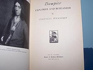 Dampier Explorer and Buccaneer: Wilkinson, Clennell