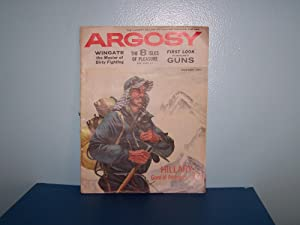 Argosy; The Largest Selling Fiction Fact Magazine: Steeger, Henry (Editor)