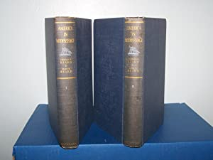 America in Midpassage; Volumes I and II: Beard, Charles A. And Mary R. Beard