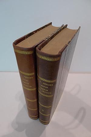 Marin et Jésuite - Vie et Voyages de Francois de Plas (Tome I & II): MERCIER (R. P.) S. ...