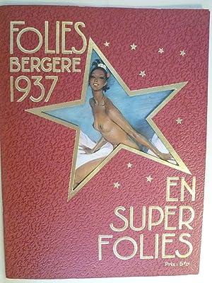 Folies Bergères 1937 - En Super Folies: FOLIES BERGERES] [JOSEPHINE