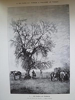 Voyages en Asie et à Madagascar - 1887-1894: ORLEANS (Prince Henri d')