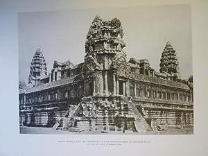 Le Temple d'Angkor Vat - Première Partie: L'Architecture du Monument: [CAMBODGE] [...
