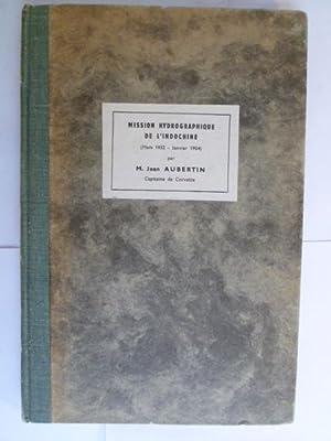Mission Hydrographique de l'Indochine (Mars 1952-Janvier 1954): AUBERTIN (Jean)