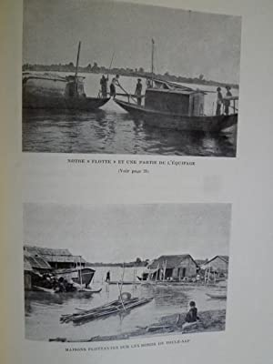 En Sampan sur les lacs de Cambodge et à Angkor: GAS-FAUCHER (F.)
