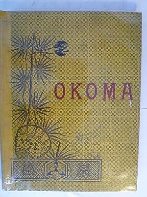 Okoma - Roman Japonais illustré par Félix Régamey d'après le texte...