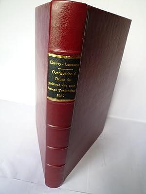Contribution à l'Etude des Poissons des Eaux Douces Tonkinoises: CHEVEY (P.) - LEMASSON...