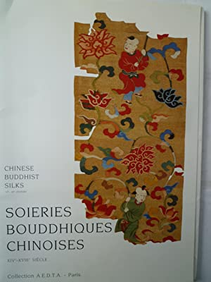 Chinese Buddhist Silks (14th-18th Century) - Soieries Bouddhiques Chinoises (14e-18e Siècle)...