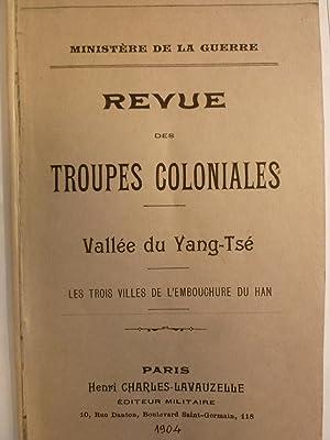 Vallée du Yang-tsé - Les trois Villes de l'embouchure du Yang-tsé: ...