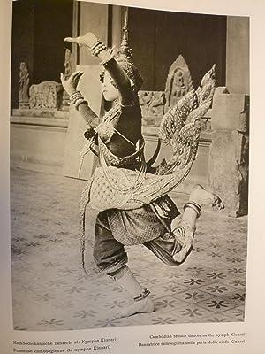 Ceylan et l'Indochine - Architecture, Paysages, Scènes populaires.: HURLIMANN (Martin) ...