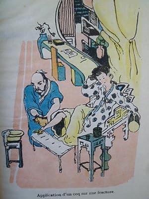 Médecine et Pharmacopée en Chine. 1) Le Médecin 2) Thérapeutique et ...