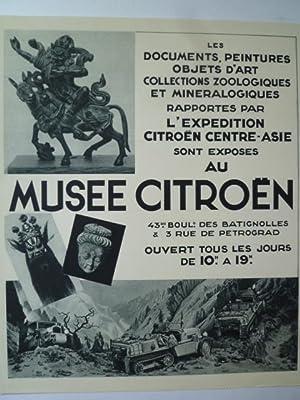 La Croisière Jaune - Troisième Mission Georges-Marie Haardt - Louis Audouin-Dubreuil:...