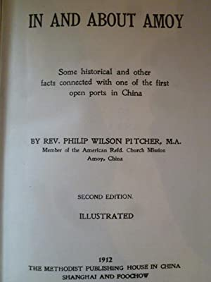 In and about Amoy: PITCHER (Philip Wilson)