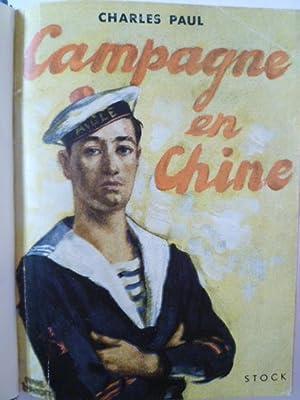 Campagne en Chine: PAUL (Charles)