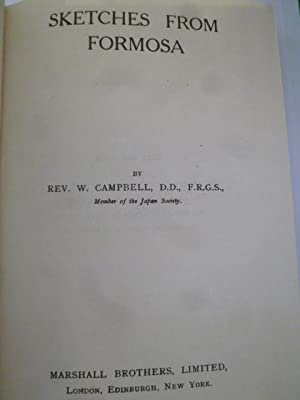 Sketches from Formosa: ?CAMPBELL (W.)?