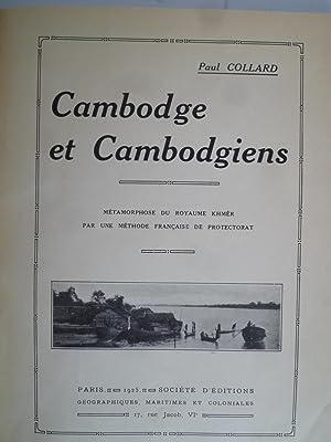 Cambodge et Cambodgiens: COLLARD (Paul)
