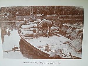 Dragages de Cochinchine - Canal Rachgia - Hatien - Gouvernement Général de l'...