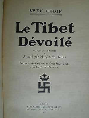 Le Tibet dévoilé: SVEN HEDIN