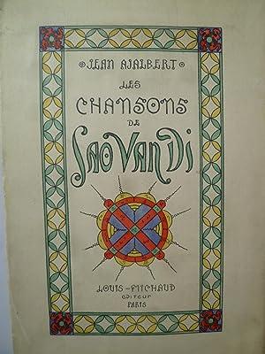 Les Chansons de Sao Van Di: AJALBERT (Jean)