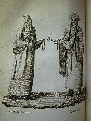 La Chine en miniature ou choix de Costumes, Arts et Métiers de cet Empire, représent&...