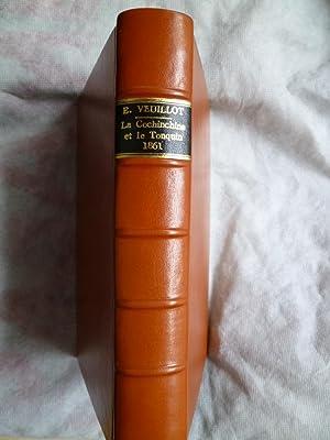 La Cochinchine et le Tonquin - Le pays, l'histoire et les missions: VEUILLOT (Eugène)