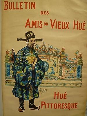 Hué Pittoresque: [BULLETIN DES AMIS DU VIEUX HUE] DELETIE (H.)