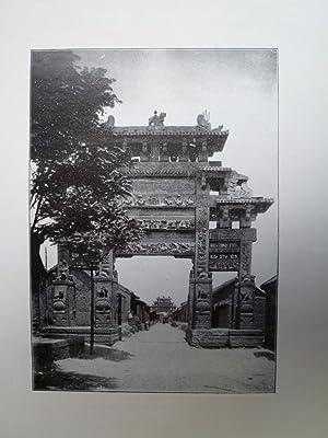 Gerbes Chinoises: ANONYME] [Mission de Sien-Hsien]