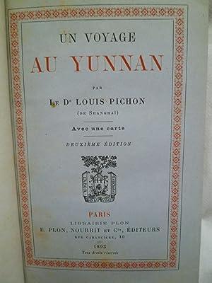 Voyage au Yunnan: COURTELLEMONT (Gervais)
